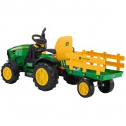 "Elektromobilis ""Peg Perego John Deere Ground Force"" 12V"