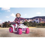 Keturratis PEG PEREGO QUAD PRINCESS 6V