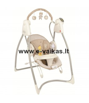 Supynės Graco Swing N Bounce Benny Bell