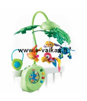 Muzikinė karuselė fisher Price K3799