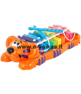 Metalofonas - pianinas Tigriukas Little Tikes 629877MP