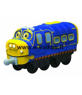 CHUGGINGTON traukinukas Chuggineer Brewster Die Cast, LC54119