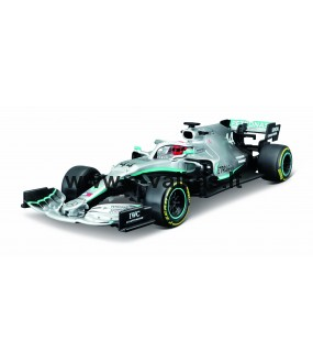 MAISTO TECH 1:24 RC automodelis F1 Mercedes AMG W10, 82352