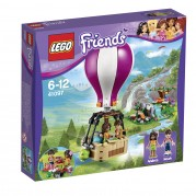 LEGO FRIENDS konstruktorius Heartlake Hot Air Balloon 41097