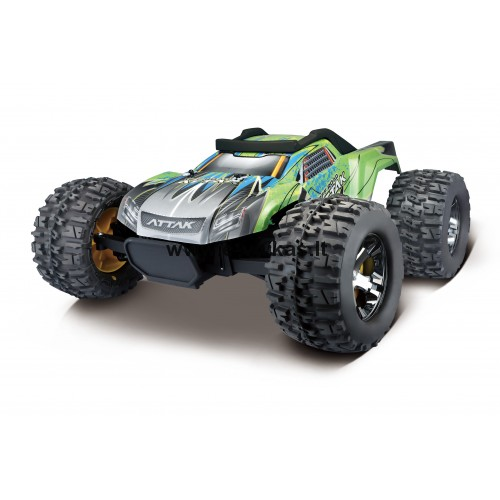 MAISTO TECH valdomas automodelis RC Off-Road Attak 2.4GHz RTR Electric RC Trugg, 81462