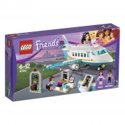 LEGO FRIENDS konstruktorius Heartlake Private Jet 41100