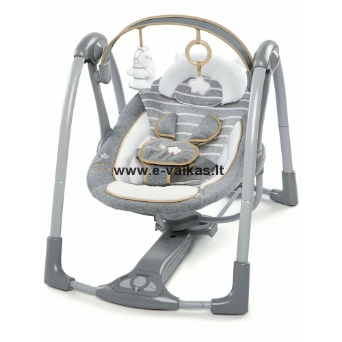 INGENUITY sūpuoklė Boutique Collection Swing 'n Go 11023