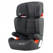 KINDERKRAFT automobilinė kėdutė Junior Fix (ISOFIX) Black