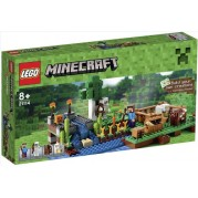 LEGO MINECRAFT konstruktorius The Farm, 21114