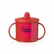 TOMMEE TIPPEE puodelis First Cup 4m+ 190ml 43111040