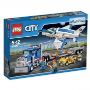 LEGO CITY konstruktorius Training Jet Transporter 60079
