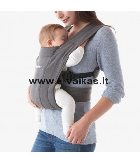 ERGOBABY nešioklė Embrace - Heather Grey