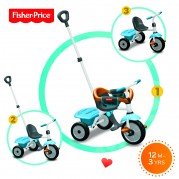 FISHER PRICE triratukas Jolly, 3 IN 1, 3400633