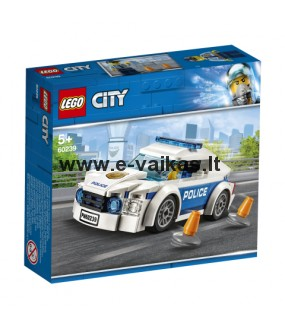 60239 LEGO® City Police Patrol Car