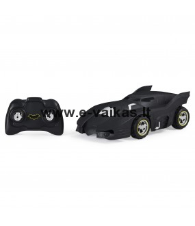 BATMAN 1:24 valdomas automobilis Batmobile, 6058489