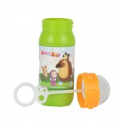 SIMBA MASHA AND BEAR muilo burbulai 60 ml, 2 asort, 109303184