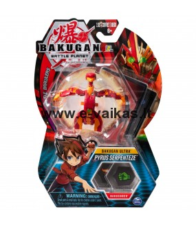 BAKUGAN rinkinys Ultra Ball Pack, asort., 6045146