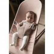 BABYBJÖRN gultukas Bliss , Pearly Pink, Mesh