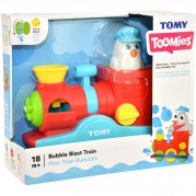 TOMY vonios žaislas Bubble Blast Train, E72549