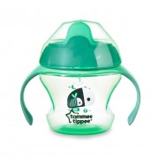 TOMMEE TIPPEE gertuvė First Trainer Cup 150ml 4m+ 44700197