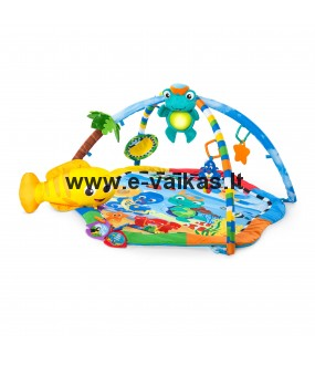 BABY EINSTEIN žaidimų kilimėlis Rhythm of the Reef Play Gym™