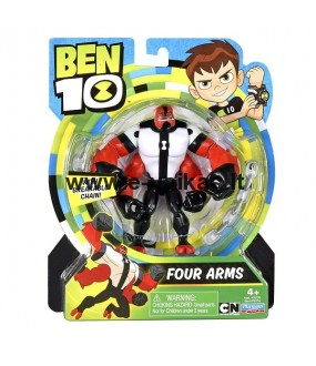 BEN10 figūrėlė Four Arms, 76104