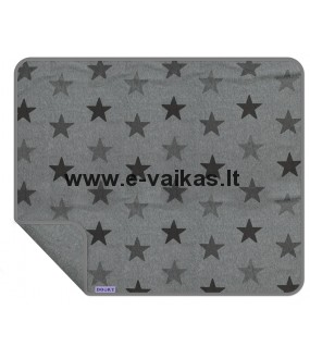DOOKY pledas 75x75cm Grey Star 126530
