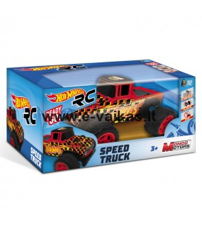 HOT WHEELS automobilis RC Speed Truck, 63587