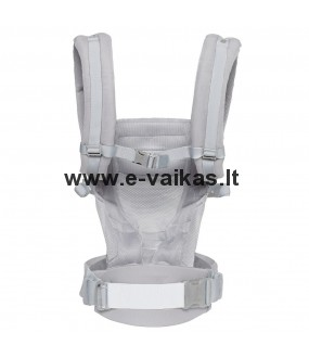 ERGOBABY nešioklė Original Adapt Cool Air Pearl grey BCPEAPGREY