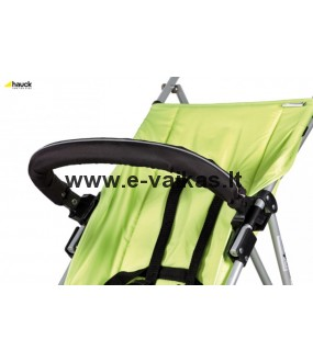 Bamperis vežimui Buggy black