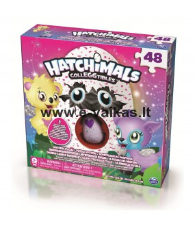 CARDINAL GAMES dėlionė Hatchimals, 6039460