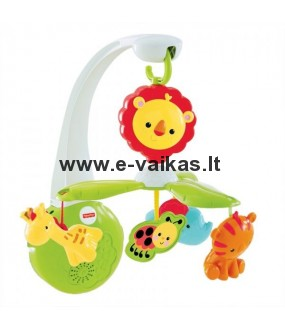 Muzikinė karuselė Fisher price Y6599